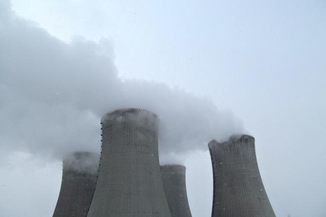 Jaderná elektrárna Dukovany | foto: Irena Šarounová