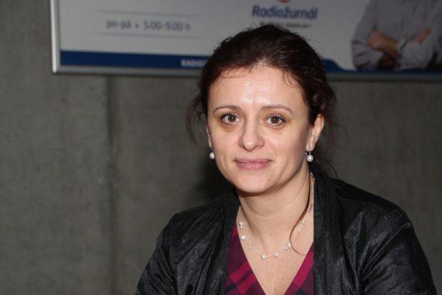Jaroslava Jermanová byla hostem moderátorky Karolíny Koubové