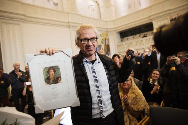 Švédký karikaturista Lars Vilks