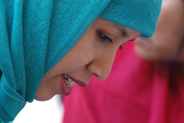Německé učitelky mohou nosit muslimský šátek