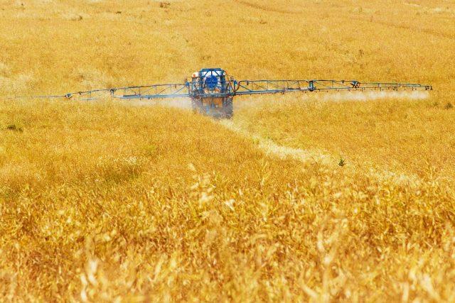 když půda nerodí, přidáme anorganická hnojiva