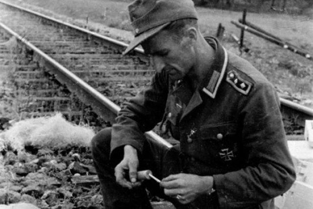 Víme,  kolik rudoarmějců padlo. Ale o Slovensku jako spojenci fašistického Německa se dvakrát nemluví,  tvrdí Jiřina Šiklová | foto:  CC BY-SA 3.0 DE,  Bundesarchiv,  Bild 101I-695-0404-04