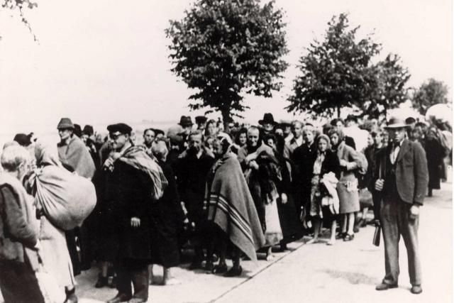 Pochod brněnských Němců