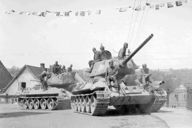 rudá armáda-podbrdsko