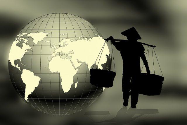 Jedno z velkých migračních center je Střední Asie   foto: Fotobanka Pixabay