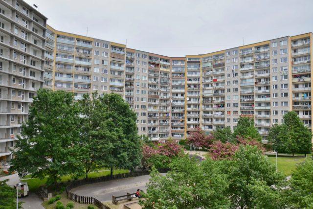 Panelový dům, panelové domy, sídliště, panelák