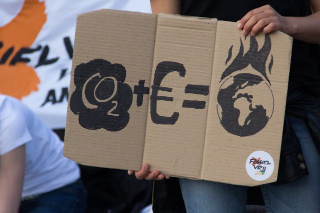 Protest, ilustrační foto