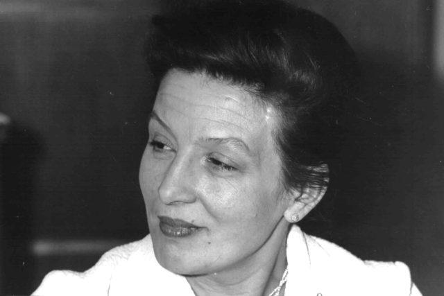 Dana Medřická - 1966