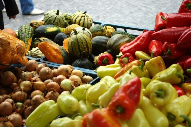 Farmářské trhy (ilustrační foto)