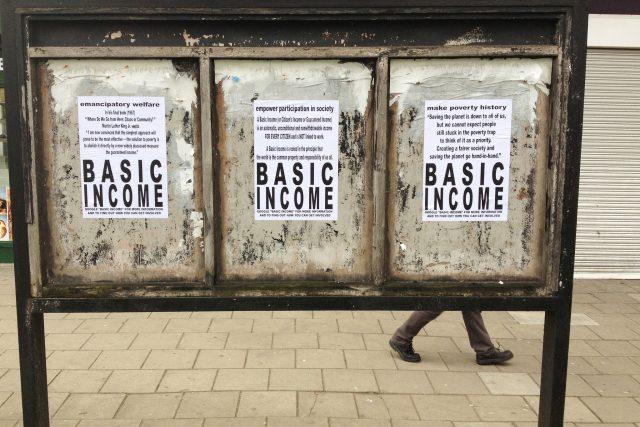 Základní příjem (ilustrační foto)