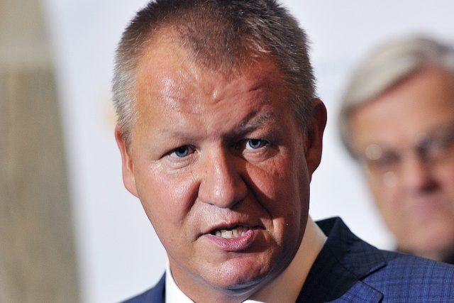 Bývalý ministr zdravotnictví za ČSSD Svatopluk Němeček