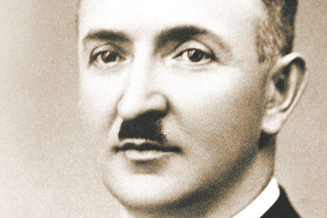 """""""Valašský Edison"""" Josef Sousedík"""