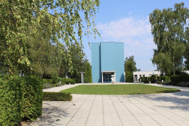 Krematorium v Olomouci