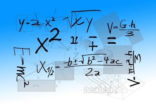 Matematika to je zábava | foto: Fotobanka Pixabay