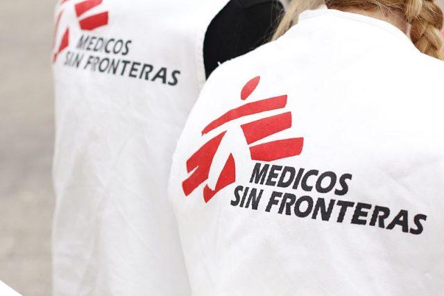Humanitární organizace Lékaři bez hranic | foto: Wikimedia Commons CC-BY-3.0,   nesimo
