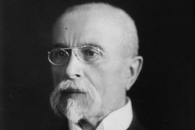 Tomáš Garrigue Masaryk (před r. 1937)