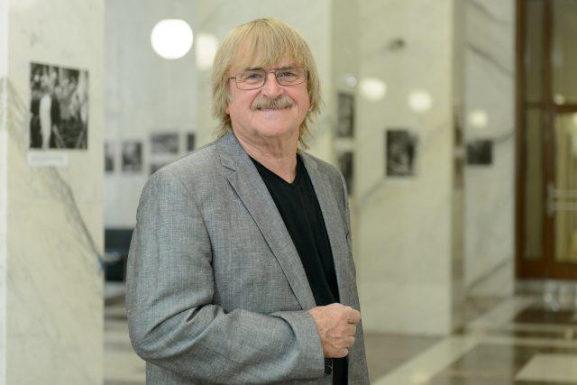 Karel Vágner | foto: Khalil Baalbaki,  Český rozhlas,  Český rozhlas