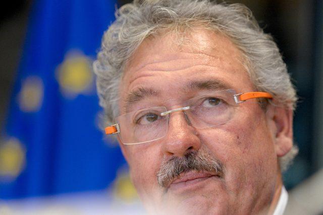 Lucemburský ministr zahraničí Jean Asselborn