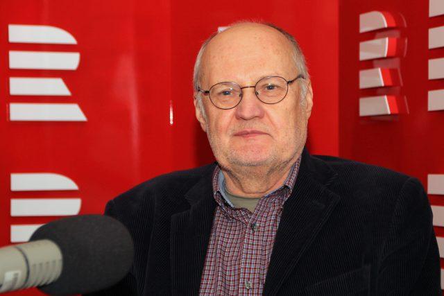 Václav Bělohradský,  filozof | foto: Šárka Ševčíková