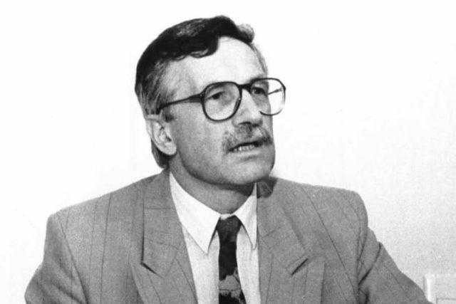Václav Klaus - 1990