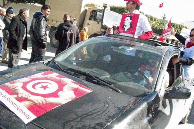 Arabské jaro | foto:  Magharebia,  Wikimedia Commons CC-BY-3.0