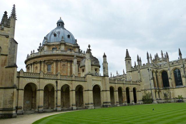 Univerzita v Oxfordu  (ilustrační foto)   foto: CC0 Public domain