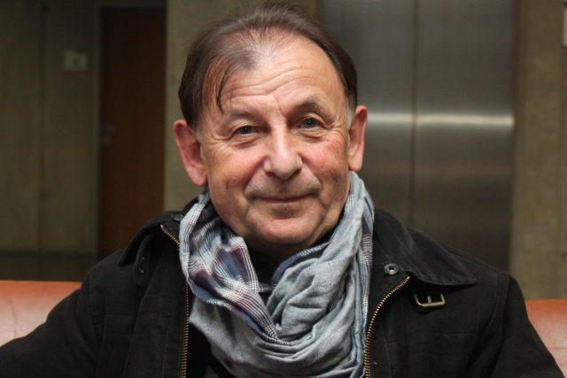 Ředitel Knihovny Václav Havla a bývalý český velvyslanec ve Spojeném království Michael Žantovský