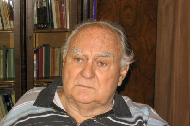 Ota Rambousek v roce 2007