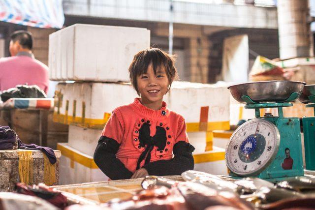 Dětská práce (ilustrační fotka)
