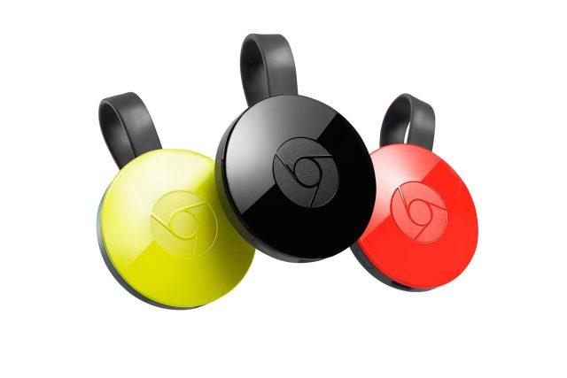 Google Chromecast ve verzi 2.0