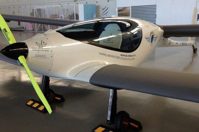 Hybridní letoun Eraole