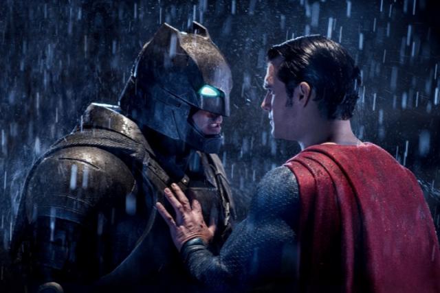 Z filmu Batman vs. Superman: Úsvit spravedlnosti