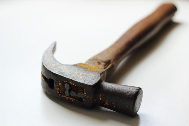 kladivo nářadí dílna