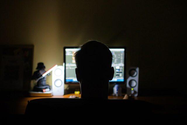 Hacker (ilustrační foto).