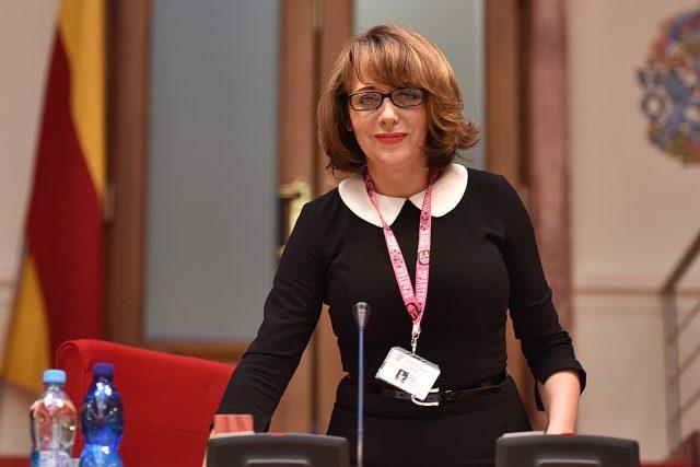 Rada, zastupitelstvo, Praha, zastupitel, Adriana Krnáčová