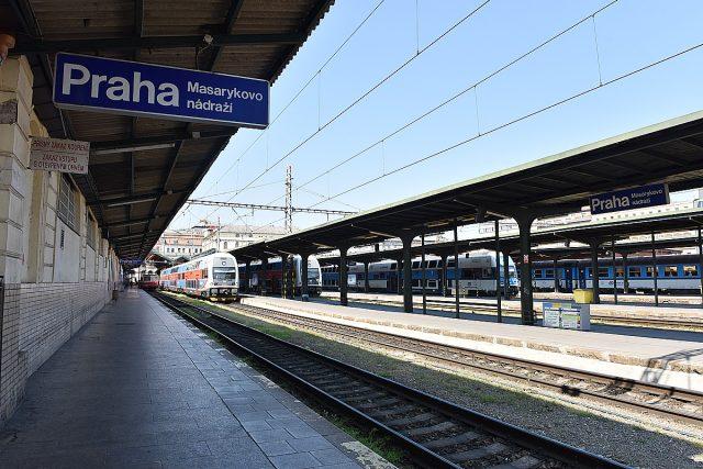 Masarykovo nádraží | foto: Filip Jandourek