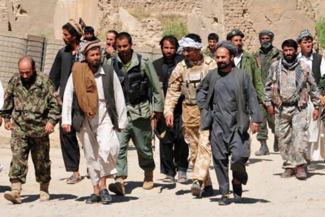 Afghánská odnož samozvaného Islámského státu v několika posledních letech výrazně posílila,  přestože na ni mohutně útočí mezinárodní koalice pod vedením Spojených států i afghánské síly | foto: flickr.com   ,   ISAF Headquarters Public Affairs Office from Kabul,  Afghanistan,   CC BY 2.0