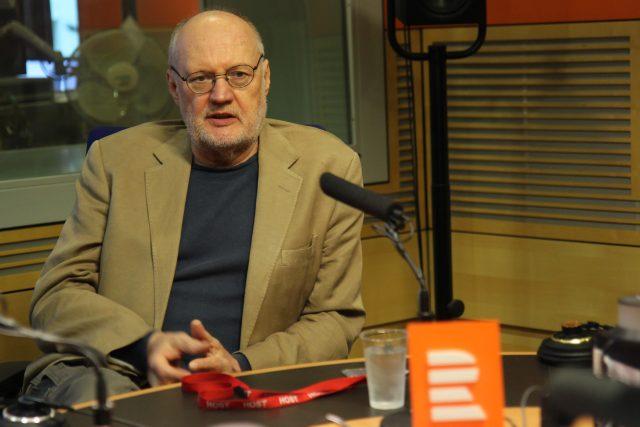 Václav Bělohradský | foto: Jan Bartoněk