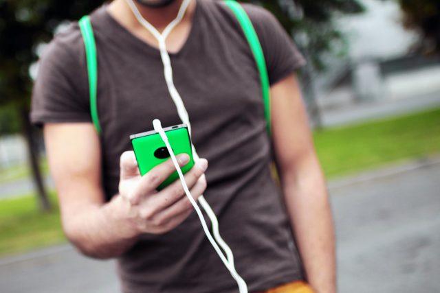 smarthpone, mobilní telefon