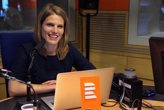Barbora Polachová, marketingová manažerka českého Uberu