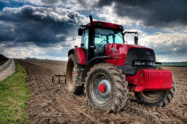 Zemědělství ve Velké Británii