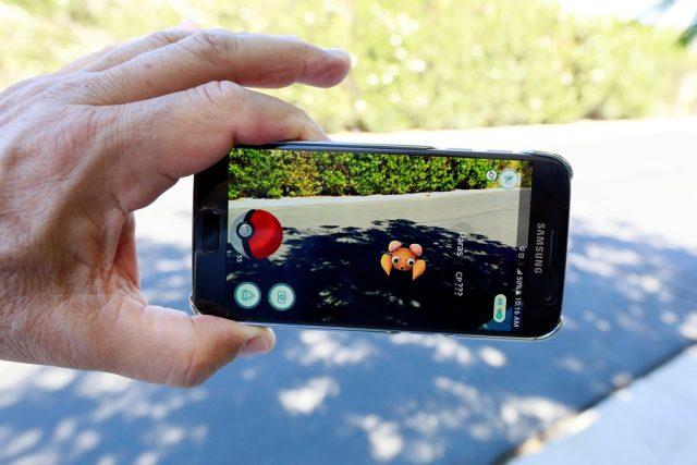 Hráči Pokémon Go hlásí první zranění způsobená nepozorností (ilustrační foto)