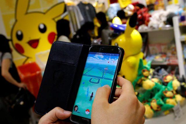Pokémon Go dorazil do Japonska