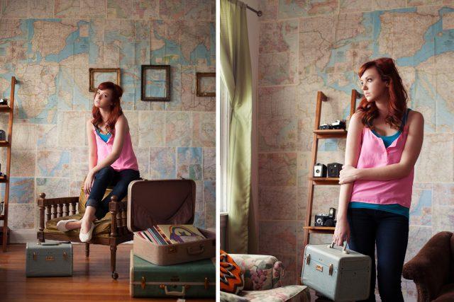 Cestování - byt - sdílení - sdílecí ekonomika - dívka - airbnb