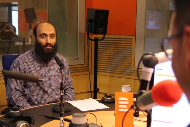 Islámský duchovní Samer Shehadeh.jpg