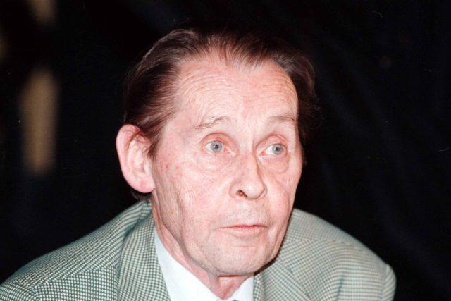 Přemysl Janýr v roce 1995
