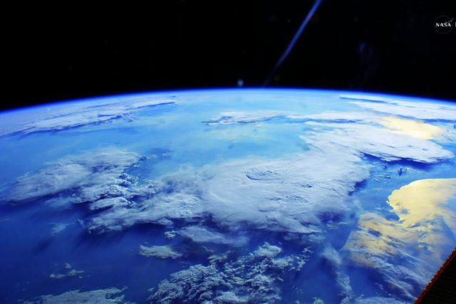 Ukázka z vysílání kanálu Nasa UHD   foto:  NASA