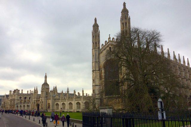 Náměstí Cambridge | foto: Daniel Kupšovský,  Český rozhlas