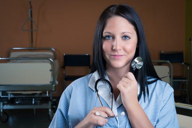 Zdravotní sestra  (ilustrační fotka) | foto: licence Creative Commons Attribution-NonCommercial-ShareAlike 2.0