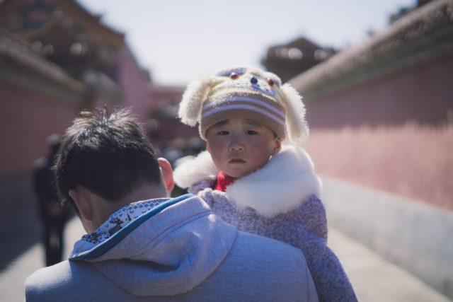 Čínské dítě, Čína, čínské děti, dítě v Číně, děti v Číně